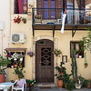 House front in Rethymno