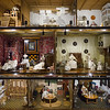 Dolls' house of Petronella Dunois