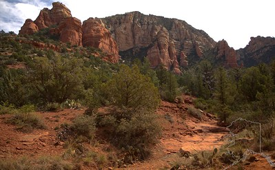 Devils Bridge Trail, Sedona