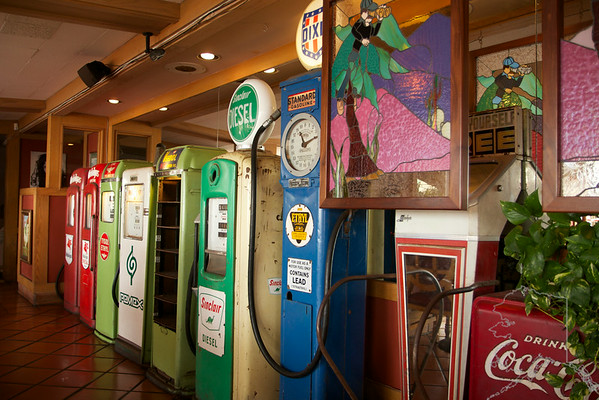 Some of the decor.  This is a great place to get Mexican Food while on the Big Island of Hawaii. They are great people and have the best Mexican Food on island. Oh ,their margaritas are grand!