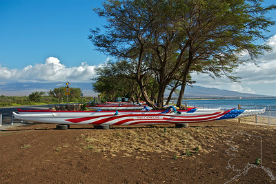Long Beach near Kihei.