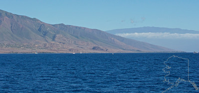 This is Maui from the water.