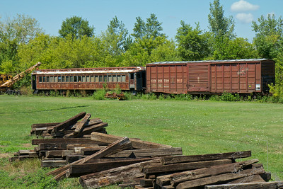 The trains of the Boone & Scenic Valley Railroad & Museum, a division of the Iowa Railroad Historical Society, traverse some of the most beautiful scenery in the heart of the Midwest as they wind their way through the picturesque Des Moines River Valley. A trip aboard the Boone & Scenic Valley Railroad will take you back to a bygone time as you board 1920's era coaches, or the climate-controlled dining cars of the 1950's. As you travel our line, you may be treated to the sight of deer, wild turkeys, or even an eagle soaring above the river. For most, the highlight of the trip is crossing the spectacular 156' tall Bass Point Creek High Bridge, offering passengers an unbelievable view of the valley. The Boone & Scenic Valley Railroad & Museum is one of the few museums in the world which allow you to witness steam, diesel, and electric railroad operations. The museum offers something for everyone, with dinner, dessert, picnic, and basic excursion train rides, as well as special events such as the Santa Express™, and Thomas The Tank Engine™.