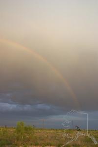 Rainbow, Texas, Oil field