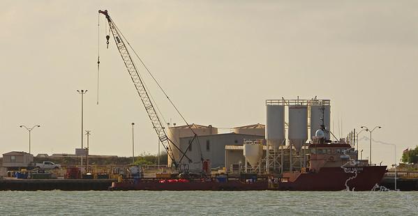Oil Platform Tenders.