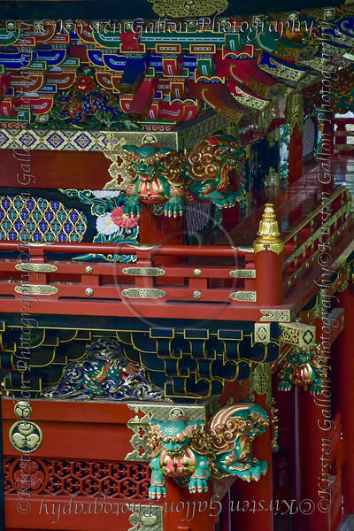 The detail in the temples and shrines is quite mind blowing.  Very intricate.