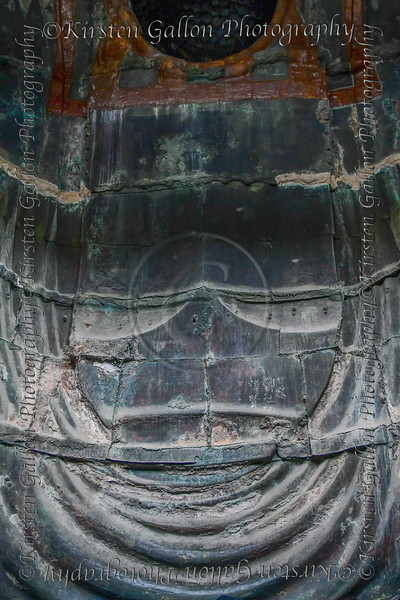 Inside of Great Buddha.
