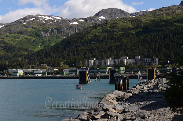 Seward Highway, Whittier Alaska <br /> Photography by: Ccreative Images Photography. <br /> All rights reserved.