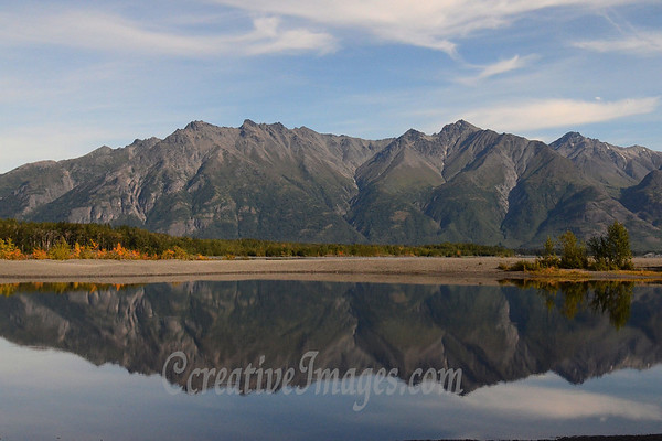 On the way to Hatcher Pass Road Alaska, Old Glenn Road.<br /> Photography by: Ccreative Images Photography. <br /> All rights reserved.