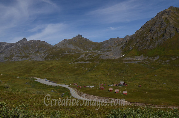 On the way to Hatcher Pass Road Alaska. <br /> Photography by: Ccreative Images Photography. <br /> All rights reserved.