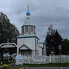 Sterling Highway, Kenai Alaska<br /> Old Russion Orthodox Church.<br /> Photography by: Ccreative Images Photography. <br /> All rights reserved.