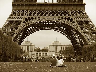 The Lovers Paris, France