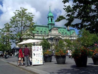 Vieux-Montréal Montreal, Canada