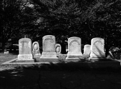 Burial Hill Cemetary Plymouth, MA