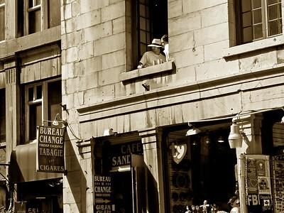 Coffee Break Montreal, Quebec