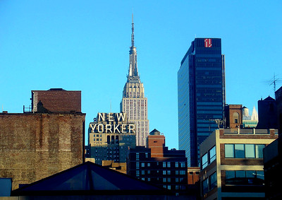 New Yorker Building New York, New York