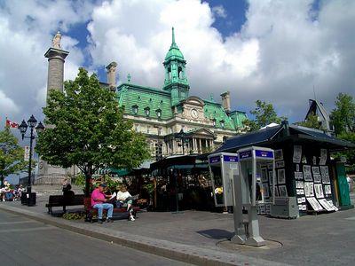 Vieux-Montréal (old Montreal)
