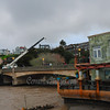 Visiting California-Town of Capitola. 3-2011 Rain and and 2 floods in less then a week. Photography by chrismike2009, Ccreative Images. All rights reserved.