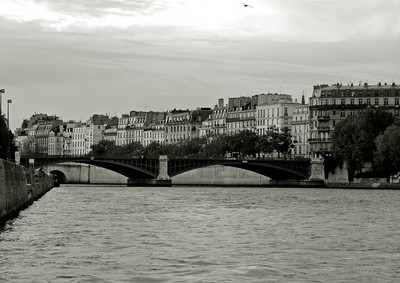 Seine, Paris France