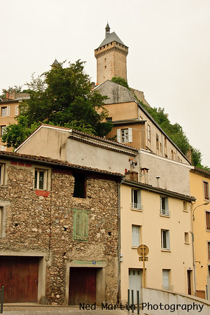 The Chateau was the home of the Counts of Foix from the 11th century to the 15th century.