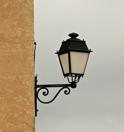 Light in Rennes Le Chateau