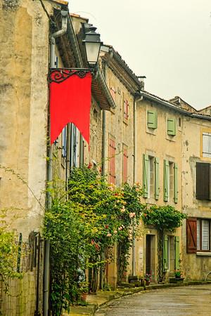 Street Scene in Camon