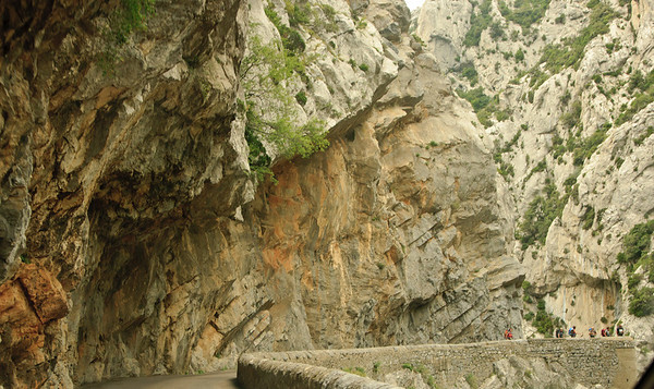The Gorges de Galamus