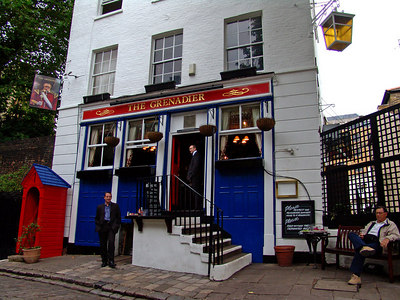 The Grenadier Pub, London