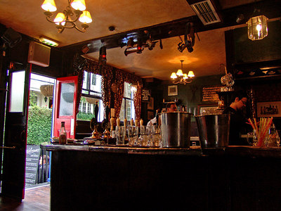 Grenadier Pub, London