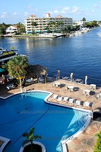 Florida, Pompano Beach, Fort Lauderdale, Delray Beach, Dania Beach, Sands Harbor Resort. 3.2015