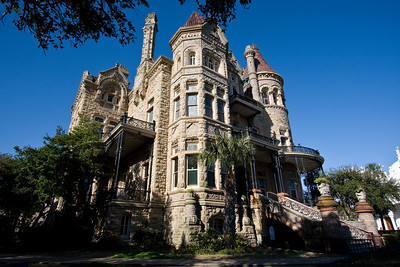 Bishop's Palace, Galveston Texas - Built from 1886-1892