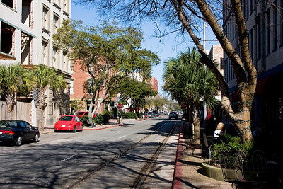 The Strand, Galveston Texas