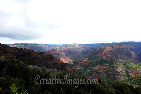 """Kauai Island 1/2012-Driving highway 550 to Waimea Canyon and there.<br /> Photos by:  <a href=""""http://www.ccreativeimages.com"""">http://www.ccreativeimages.com</a>, chrismike2009. <br /> All rights reserved."""