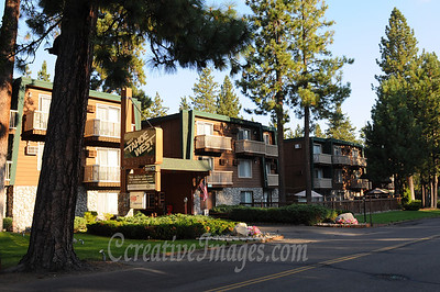 Visiting Reno and Lake Tahoe area. South Lake Tahoe-Best Tahoe West Inn.