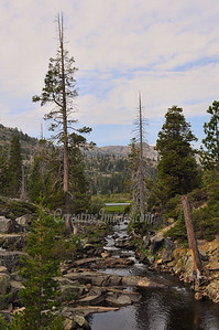 Visiting Reno and Lake Tahoe area. Fallen Leaf Lake-Glen Alpine Trail/Creek