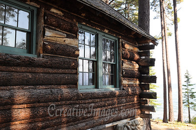Visiting Reno and Lake Tahoe area. Lake Tahoe-Tallack Historic Site