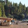 Visiting Reno and Lake Tahoe area. Lake Tahoe-The Beach Club Bar & Grill.