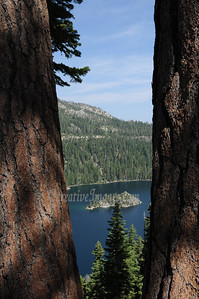 Visiting Reno and Lake Tahoe area.  Lake Tahoe-Emerald Bay.