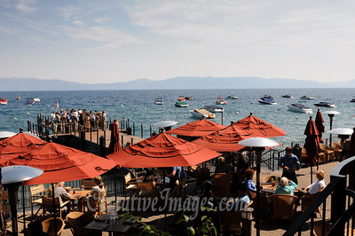 Visiting Reno and Lake Tahoe area. Lake Tahoe-West Shore Cafe & Inn. Very good place to enjoy the view and eat.