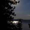 Visiting Reno and Lake Tahoe area. Lake Tahoe from the Hwy.
