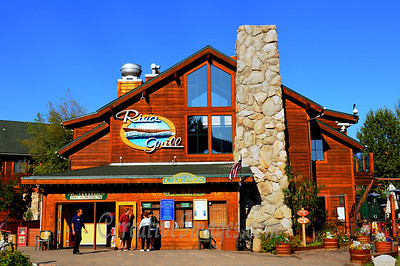 Visiting Reno and Lake Tahoe area. South Lake Tahoe-Riva Grill.
