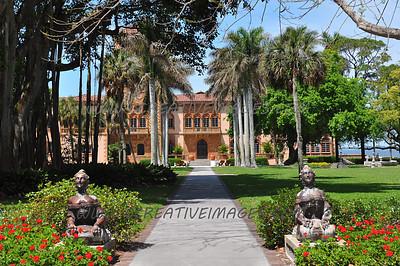 Ringling Museum Sarasota Florida. 4/2010