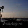 Visiting Santa Cruz California area. View from Edge Water Beach Motel. <br /> 3-2011. Photography by chrismike2009 - Ccreative Images. All rights reserved.