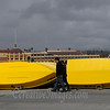 Visiting Santa Cruz California area. 3-2011. Yellow boats on the warf. Photography by chrismike2009 - Ccreative Images. All rights reserved.