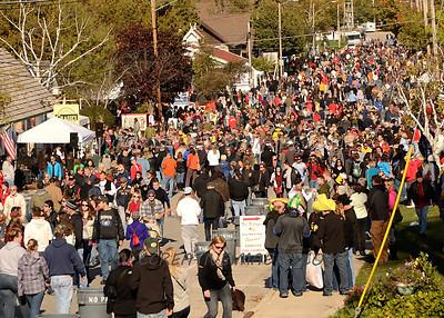 Sister Bay Door County Fall Festival Wauconda IL Photographer. 10.18.13