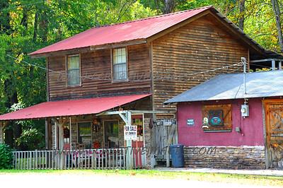 Gattlinberg Tennessee, Smoky Mountains, Clingsman's Dome, Ashville NC-Biltmore Estate, Greenville SC-Festival. 10.2014