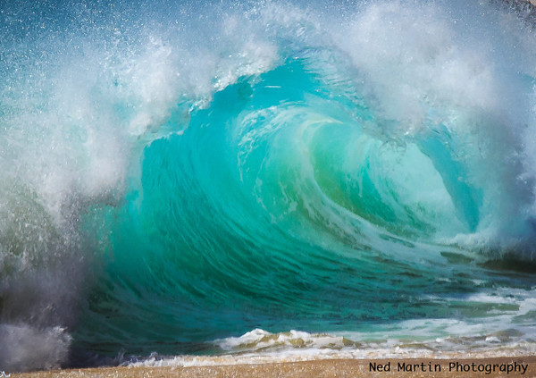 Wave at Los Cabos