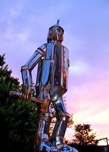 Tin Man, Oz Park, Chicago