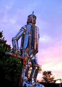 Tin Man, Oz Park, Chicago