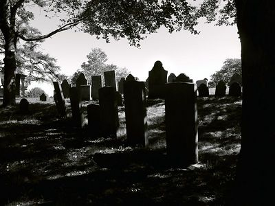Burial Hill, Plymouth MA